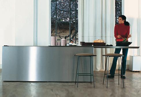 Boffi K2 køkken af Norbert Wangen